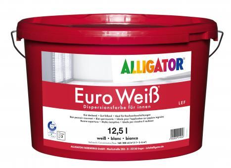 Alligator Euro Weiss LEF Innenfarbe