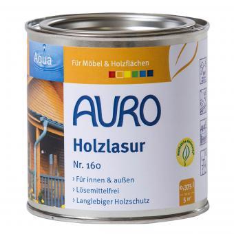 Auro Holzlasur Aqua 160