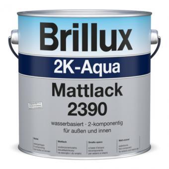 Brillux 2K-Aqua Mattlack 2390