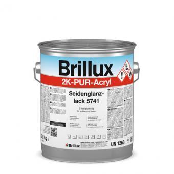 Brillux 2K-PUR-Acryl Seidenglanzlack 5741