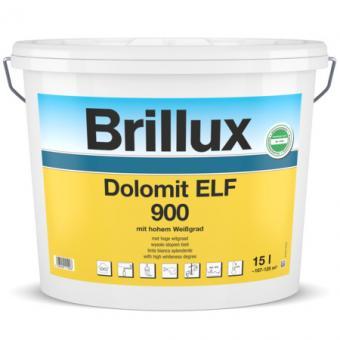 Brillux Dolomit ELF 900 weiß 15,0 Lt 15,0 Lt