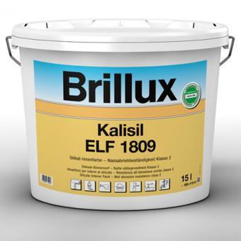 Brillux Kalisil ELF 1809 Silikatfarbe weiß 15,0 Lt