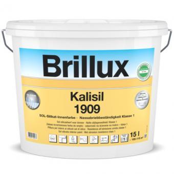 Brillux Kalisil ELF 1909 Silikatfarbe weiß 15,0 Lt