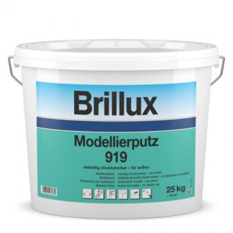 Brillux Modellierputz 919 weiß 25,0 kg