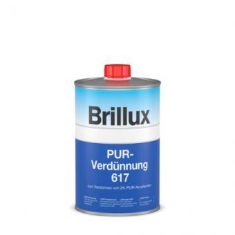 Brillux PUR-Verdünnung 617 farblos
