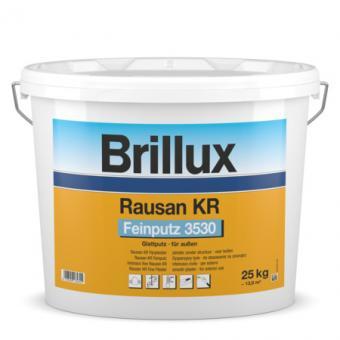 Brillux Rausan KR Feinputz 3530 weiß 25,0 kg