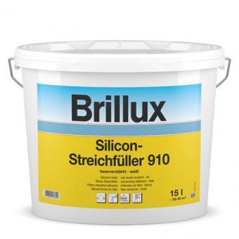 Brillux Silicon Streichfüller 910 weiß 15,0 Lt
