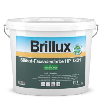 Brillux Silikat-Fassadenfarbe HP 1801 weiß