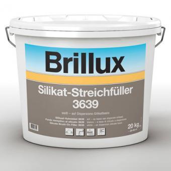 Brillux Silikat-Streichfüller 3639 20,0 kg