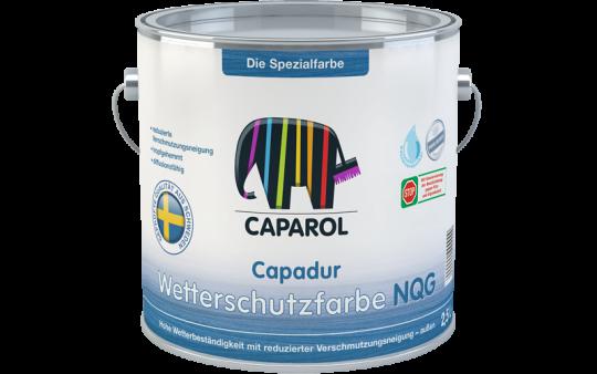 Capadur Wetterschutzfarbe NQG Weiß