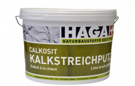 Haga Calkosit Kalkstreichputz 25,0kg weiß 25kg weiß