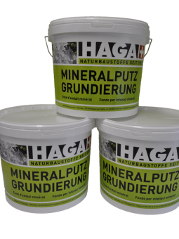 Haga Mineralputzgrund 10,0kg 10kg