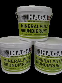Haga Mineralputzgrund 5,0kg 5kg
