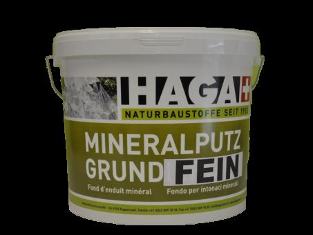 Haga Mineralputzgrund fein 10,0kg 10kg