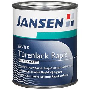Jansen ISO-TLR Türenlack Rapid weiß