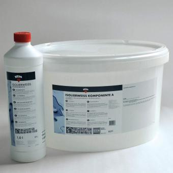 Keim Isolierweiß A+B Komponente 10,0 Lt
