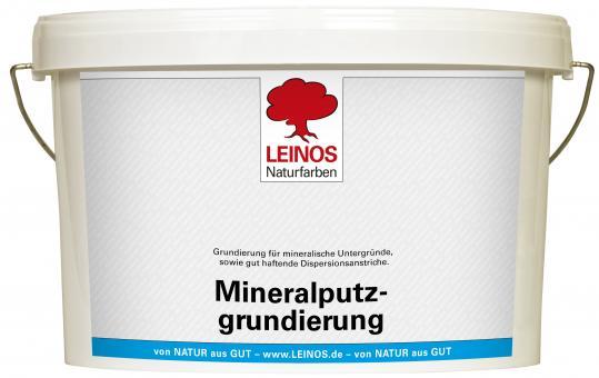 Leinos Mineralputzgrundierung