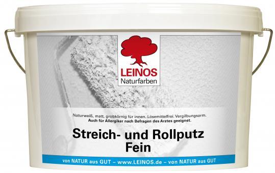 Leinos Streich- und Rollputz Fein 685