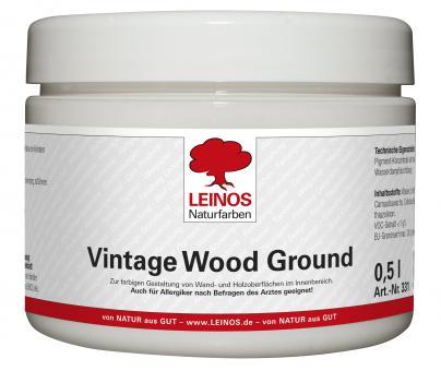 Leinos Vintage Wood Ground 331 500ml