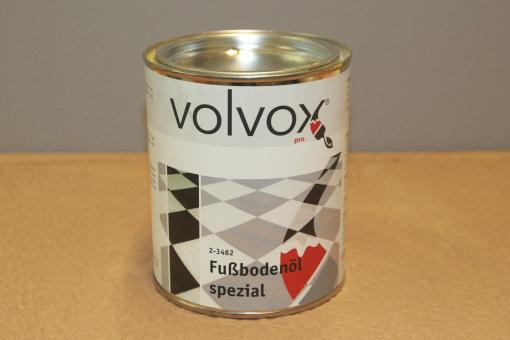 Volvox Fußbodenöl spezial