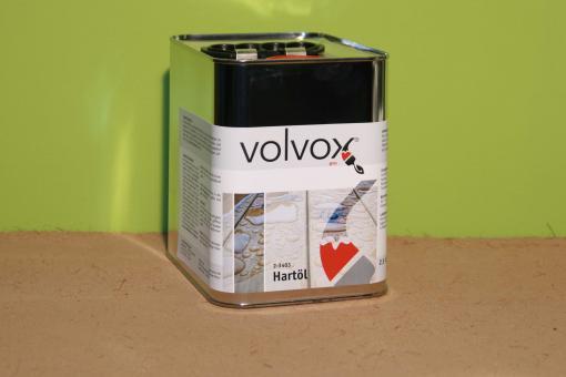 Volvox Hartöl, Holzöl