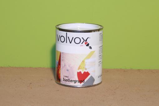 Volvox Isoliergrund weiß