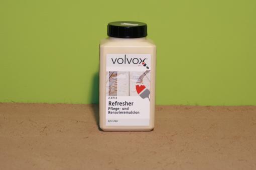 Volvox Refresher
