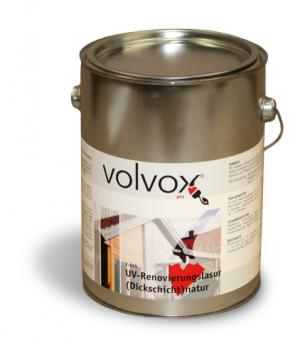 Volvox Solido UV-Öllasur Dickschicht